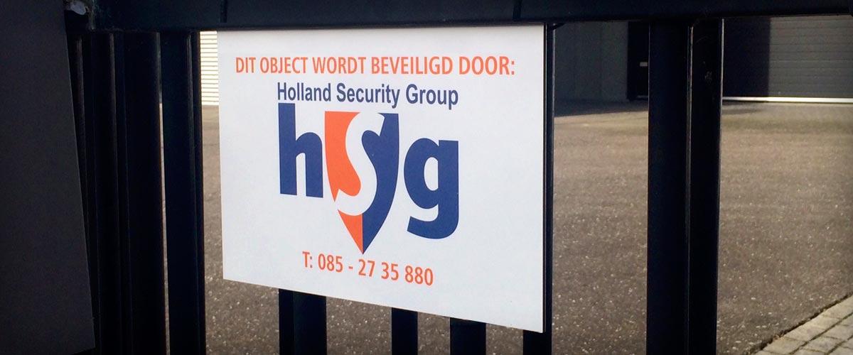 HSG-beveiligd