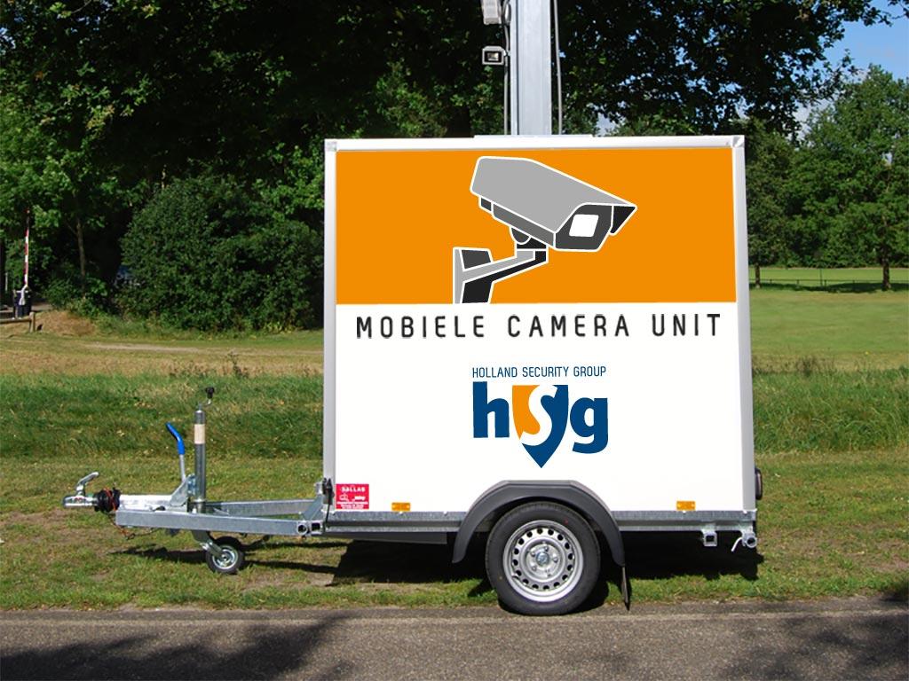 Mobiele camera unit