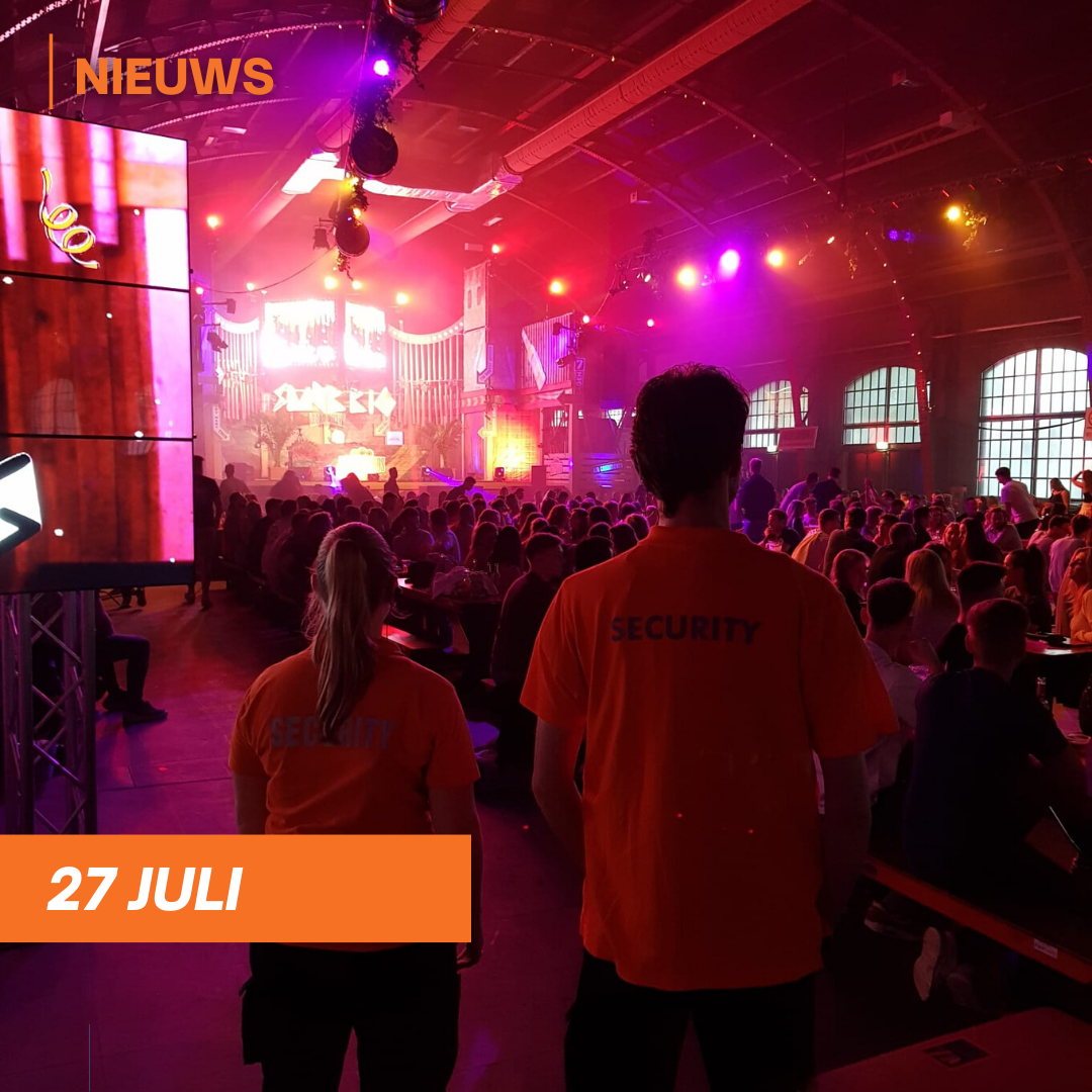 Nieuwsbericht Holland Security Group 27 Juli